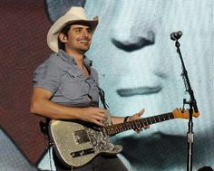 Brad Paisley, Country music's guitar hero!!!!