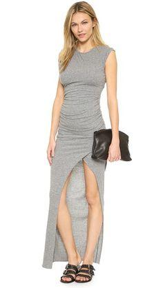 Pam & Gela Twisted Knit Dress