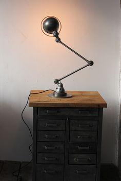 meuble industriel en zinc 18 tiroirs amadeus meubles. Black Bedroom Furniture Sets. Home Design Ideas