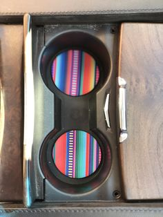 Jeep Serape Neoprene Car Coasters - Lit Can Coolers Perhaps one of the most difficult dilemmas assoc Car Interior Decor, Truck Interior, Interior Design, Ford Gt, Audi Tt, Volvo, Peugeot, New Car Accessories, Cars
