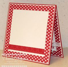 Dannie's Designs  Inside card idea  posted 2/27/13