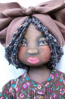 Painted Heart Designs This doll is soooo beautiful!!