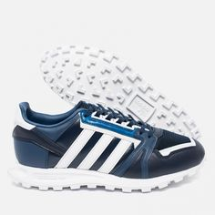 save off f2195 048d8 adidas Originals x White Mountaineering Racing 1 Navy White. Article   S81911. Release