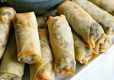 Baked Southwest Eggrolls-  My own step by step recipe with photos, tried and true, easy and delicious!