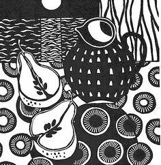 'Pears' by Jane Walker (L030)