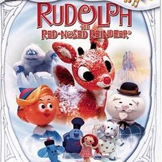 Rudolph the Red-Nosed Reindeer – Christmas classic, just one of the best. Christmas Shows, Christmas Music, Christmas Time, Reindeer Christmas, Merry Christmas, Celebrating Christmas, Christmas Decor, Rudolph Red Nosed Reindeer, Rudolph The Red
