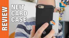 Neit CardCase iPhone 6 Case Review