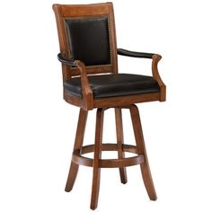 Stools Product   This Revival Swivel Bar Stool Offers Modern Function & Traditional ...