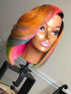 Weave Hairstyles, Pretty Hairstyles, Cheer Hairstyles, Woman Hairstyles, Hairdos, Wig Styles, Short Hair Styles, Weave Styles, Business Hairstyles