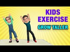 Kids Exercises To Grow Taller: Home Activities - Modern Design Fun Rainy Day Activities, Physical Activities For Kids, Motor Skills Activities, Home Activities, Toddler Activities, Dementia Activities, Pediatric Physical Therapy, Physical Education, Yoga For Kids