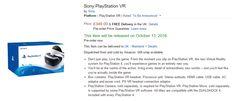 Buy PlayStation VR #playstationvr #psvr #playstation4 #ps4