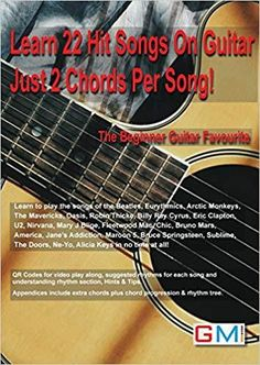 Learn 22 Hit Songs On Guitar Just 2 Chords Per Song! - The beginners guitar favourite Learn Guitar Chords, Learn To Play Guitar, Guitar Songs, Ukulele, Acoustic Guitar Strap, Acoustic Guitars, Music Institute, Electric Guitar Lessons, Online Guitar Lessons
