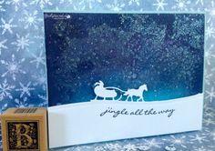 Jingle All The Way... | Rambling Rose Studio | Billie Moan