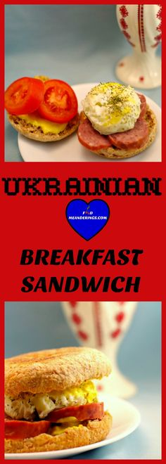 109 best ukrainian recipes images on pinterest drink kitchens and the 5 minute ukrainian breakfast sandwich forumfinder Gallery