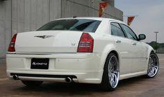 CHRYSLER 300C [2005-2010] BODYKIT Chrysler 300 Srt8, Chrysler 300s, Car Mods, Car Tuning, My Ride, Amazing Cars, Cool Eyes, Mopar, Custom Cars