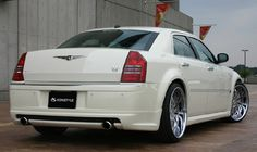 CHRYSLER 300C [2005-2010] BODYKIT