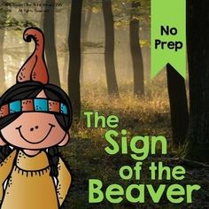 Sign of the Beaver: A 4-Week, No Prep Trifold Novel StudyThis product contains a five-pack of foldable novel study trifolds for the book The Sign of the Beaver. Designed to be used whole-class, small group, or as an individual book study. Each section of the foldable trifold focuses on a different essential reading comprehension skill and aligns with state and Common Core standards.