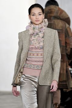 Ralph Lauren at New York Fashion Week Fall 2009 - StyleBistro