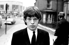 Mick at Tettenhall Magistrates Court, Staffordshire where he was found guilty of 3 motoring offences on 26 November 1964