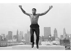 """I shook up the world"" - Muhammad Ali"