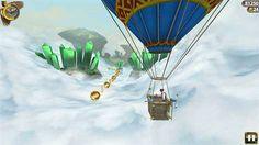 Screenshot: All-New Hot Air Balloon Bonus Feature!