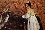 """New artwork for sale! - """" Degas Edgar Hortense Valpin by Edgar Degas """" - http://ift.tt/2oIOxXz"""