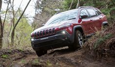 Jeep Cherokee Trailhawk|ジープ チェロキー トレイルホーク http://openers.jp/car/car_impressions/photo_jeep_cherokee_impression_sakurai_49879.html?num=40
