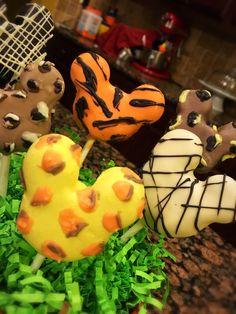 Lion Guard Cakepops  Nicole's Sugary Sweet Boutique! https://www.facebook.com/nicolesugarysweetboutique/