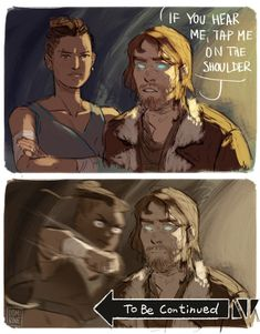 i really hope caleb's coat is padded around the shoulders Critical Role Characters, Critical Role Fan Art, Dnd Characters, Fantasy Characters, Critical Role Comic, Critical Role Campaign 2, Dungeons And Dragons Memes, Dnd Funny, Dragon Memes