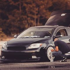 An oldie but a goodie and our #mcm of the week is Sam Hussein who was featured on @canibeat_crew   @dehate   #Scion #Sciononly #sciontc #tc #tcnation #fitment #scionstance #canibeat #hellaflush #slammed #loweredlifestyle #lowered #dope #fresh #car #stancenation #stanceiseverything #boostedscions #mancrush #wheels #trackready #carporn #modifiedcars #obsessed #dailydriven #dapper