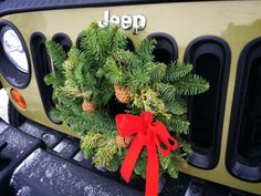 Merry Christmas from the Birthplace of the jeep, Butler, Pennsylvania!
