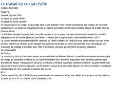 Studio Cristal.
