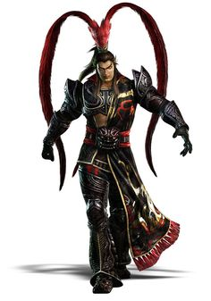 The first lesson I learned from Dynasty Warriors was that you don't try to fight Lu Bu. You run from Lu Bu.