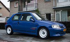 Peugeot 106rallye