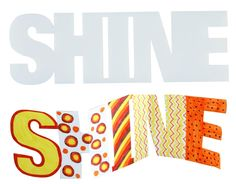 SHINE Cards (215-852