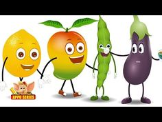 Fruit Song - Fruits Truck For Children,Preschoolers To Learn Different Fruit Names by JeannetChannel - YouTube