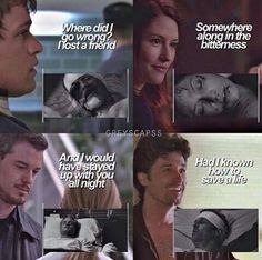 Grey's anatomy bring sad like it does Greys Anatomy Frases, Grays Anatomy Tv, Grey Anatomy Quotes, True Blood, Ncis, Buffy, Funny Romance, New Orleans, Lexie Grey