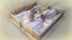 The Third Temple: A 3D Introduction to Ezekiel's Vision - YouTube