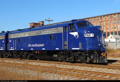 RailPictures.Net Photo: PAR 1 Pan Am Railways EMD FP9 at Lawrence, Massachusetts by Aaron Keller