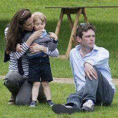 En Inglaterra no se disfrutó un día feriado como en los Estados Unidos, pero eso no significa que los Duques de Cambridge y familia tuvieran un día de picnic. Instagram
