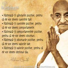 Heartfulness Romania - Google+ Mahatma Gandhi, Osho, Michelangelo, Motivation, Nice, Words, Google, Quotes, Characters