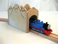 Train Tunnel Kit by toolboxkids on Etsy, $9.00