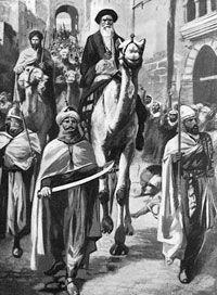 Muhammad returns to Mecca - Islamic Religion