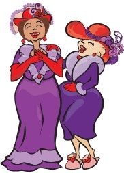 Red Hat Society on Pinterest | Red Hat Society, Red Hats ...
