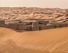 Desert, Empty Quarter – Abu Dhabi
