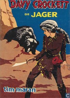 Tim Maran - Davy Crockett 5 De jager