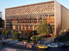 AKM (Ataturk Culture Center) - Istanbul - Turkey- I have seen, but not been inside.