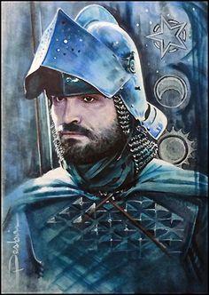 Sir Vardis Egen by DavidDeb.deviantart.com on @deviantART