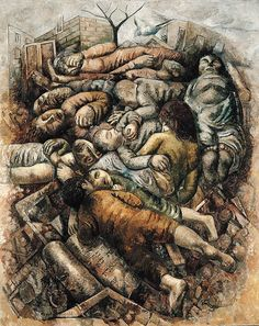Lasar Segall (1891 – 1957) was a Brazilian Jewish painter, engraver and sculptor born in Lithuania. Segall's work is derived from impressionism, expressionism and modernism. His most significant themes were depictions of human suffering, war, persecution and prostitution.