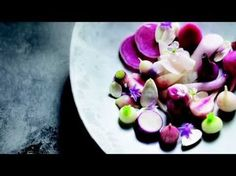 """""""Quay - Food Inspired By Nature"""" by Peter Gilmore for 95 dollars you can get a signed copy in the restaurant. Raw Food Recipes, Snack Recipes, Appetisers, Sweet Desserts, Food Design, Food Presentation, Food Plating, I Foods, Food Styling"""